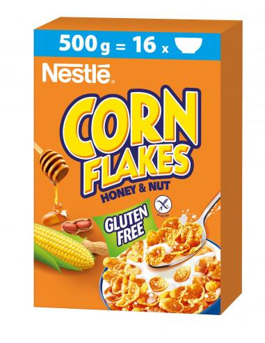 NESTLÉ Corn Flakes Honey Nut 500g