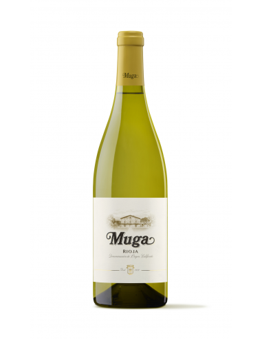 Bodegas Muga Blanco Rioja 2020 75cl...