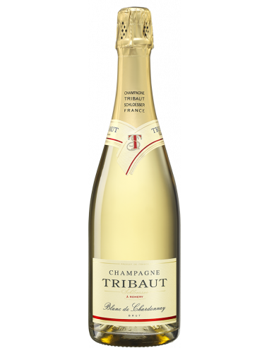Champagne Tribault Blanc de Blancs...