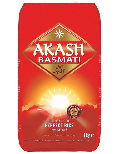 Akash basmati riis 1Kg