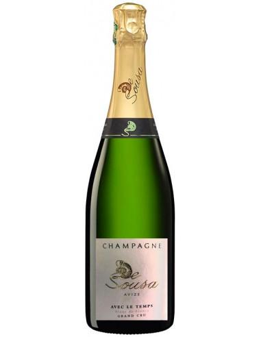 Champagne De Sousa Avec le Temps 75cl...