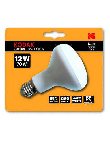 Kodak LED Reflektor 12W (70W) E27 soe...