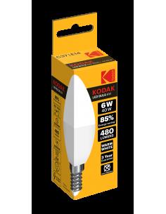 Kodak LED 6W (40W) E14 soe...