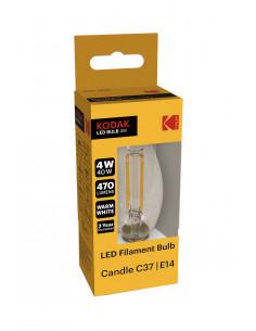 Kodak LED Filament 4W (40W)...