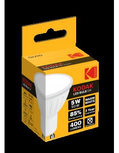 Kodak LED 5W (50W) GU10 soe...