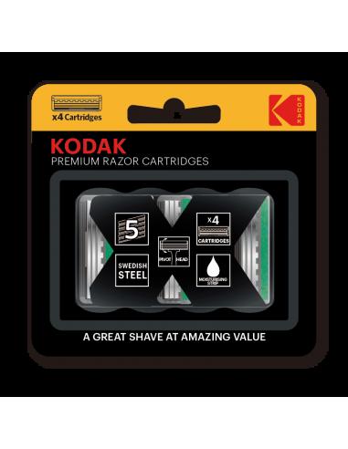 Kodak Premium raseerija varuterad 4tk.