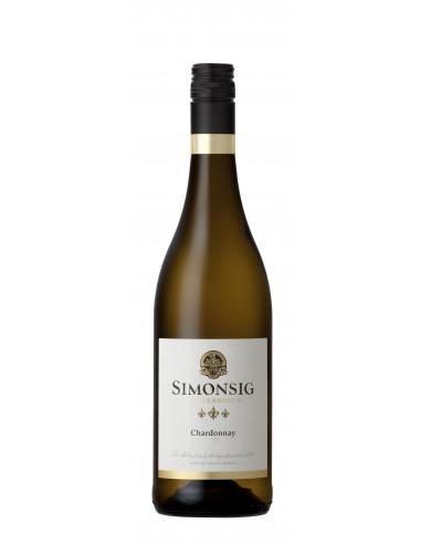 KAST 6 tk! Simonsig Chardonnay 2018...