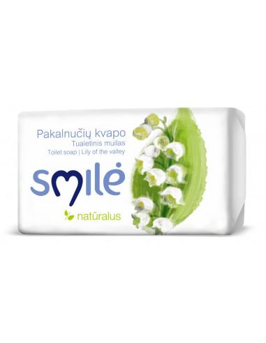 Tualettseep Smile piibeleht 90g