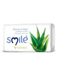 Tualettseep Smile Aloevera 90g