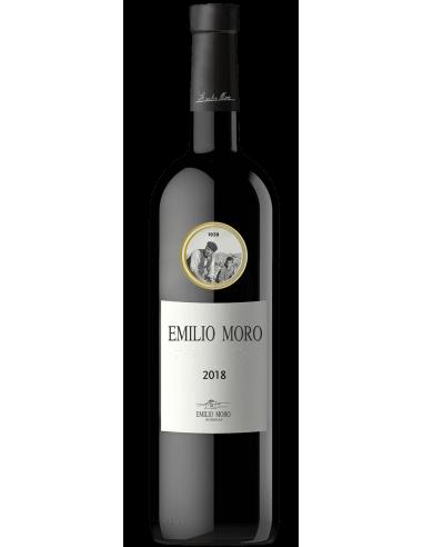 Emilio Moro Emilio Moro 2018 75cl 14,5%
