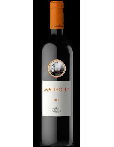 Emilio Moro Malleolus 2018 75cl 14,5%