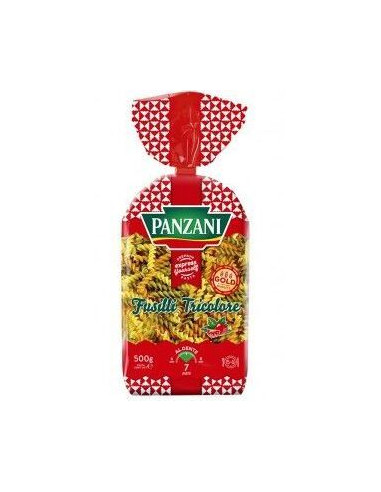 Panzani Fusilli 3-värvilised...