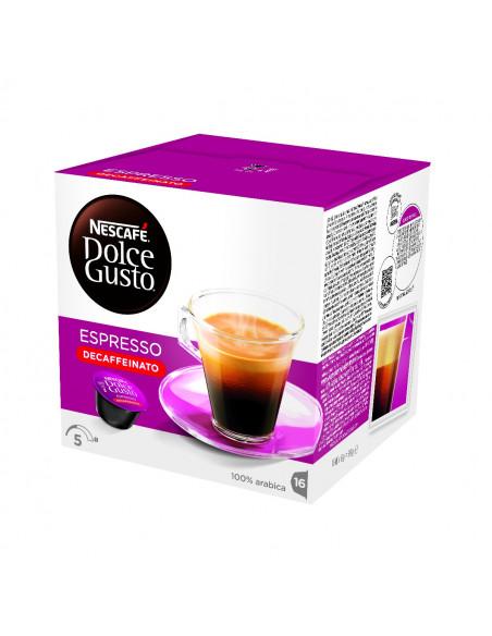 Nescafe Dolce Gusto Espresso Decaffeinato 96g