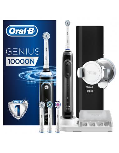 Oral-B GENIUS 10000 BLACK elektriline hambahari