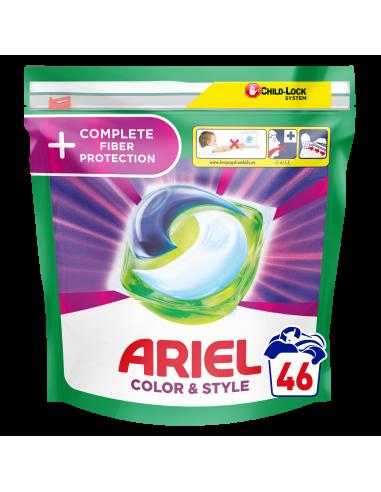 KAST 2 tk! Ariel All-in-1 PODS +Fiber...
