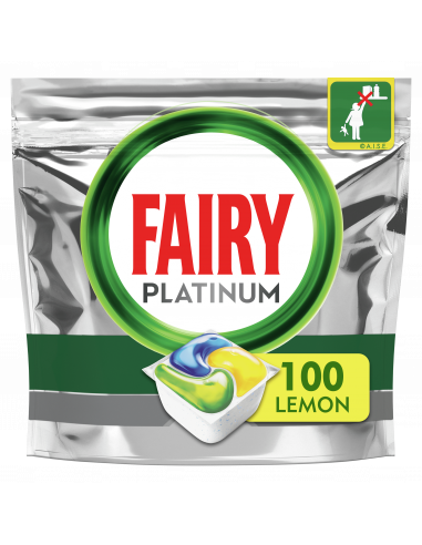 KAST 2 tk! Fairy Platinum All in...