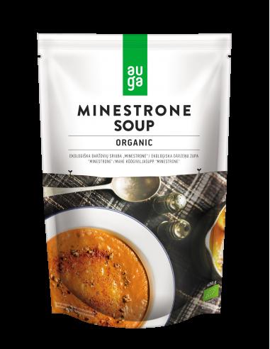 Auga ÖKO köögiviljasupp minestrone 400 g