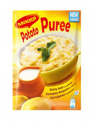 MAGGI® 5minutes kartulipüree koorega 35g