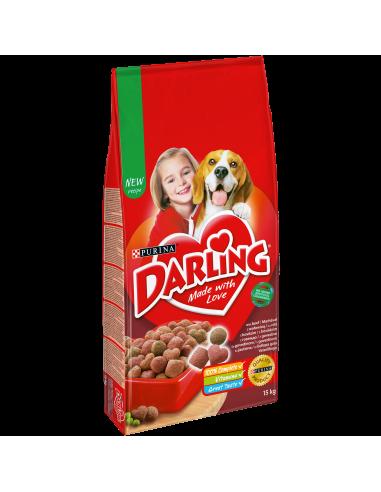DARLING kuiv koeratoit, liha/juurvili...