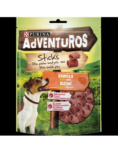 ADVENTUROS Mini Sticks närimispulgad,...