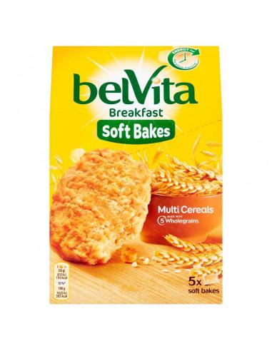 Belvita pehme küpsis mitmevilja 250g