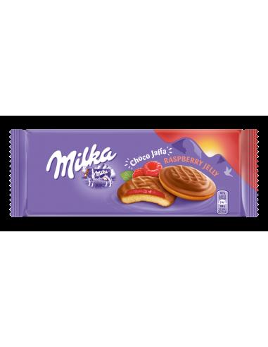 Milka küpsised Choco Jaffa vaarika 147g