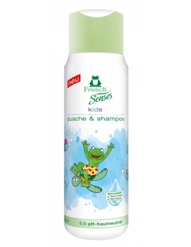 Frosch dušigeel ja šampoon Senses...