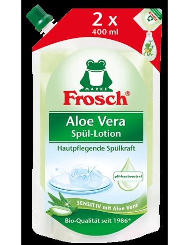 Frosch nõudepesuvahend aloe vera 800 ml