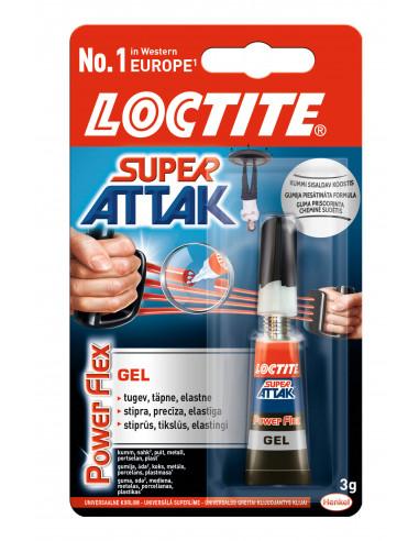 Super Attak Power gel 3g
