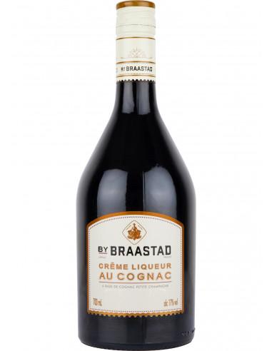 Braastad Liqueur Creme 17% 70cl