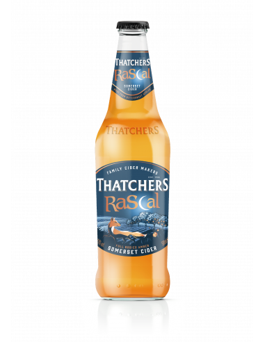 TELLI KAST! Thatchers Old Rascal...