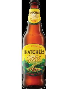 TELLI KAST! Thatchers Gold...