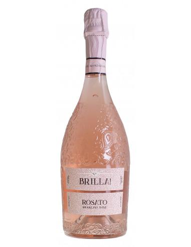 Brilla Spumante Rosato DOC 11%