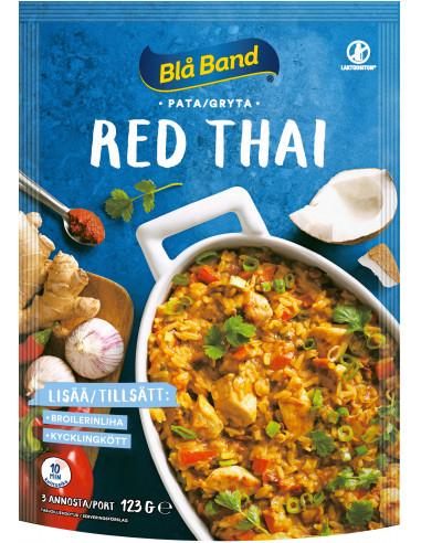Blå Band Red Thai pajaroog 123g