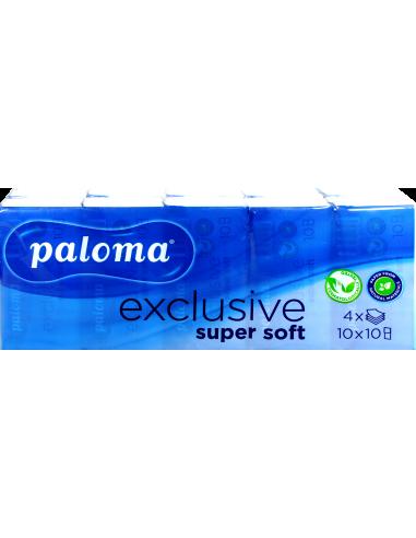 """Paloma taskurätikud """"Exclusive""""10x10..."""