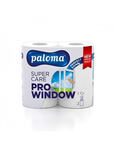"""Paloma klaasipuhastuspaber """"Super..."""