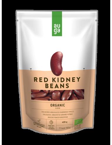 Auga ÖKO punased oad 400 g