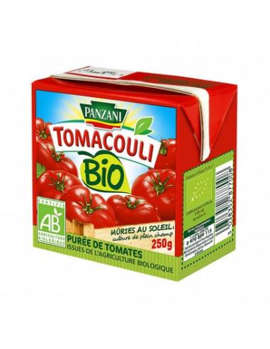 Panzani Tomacouli Bio tomatipüree 250g