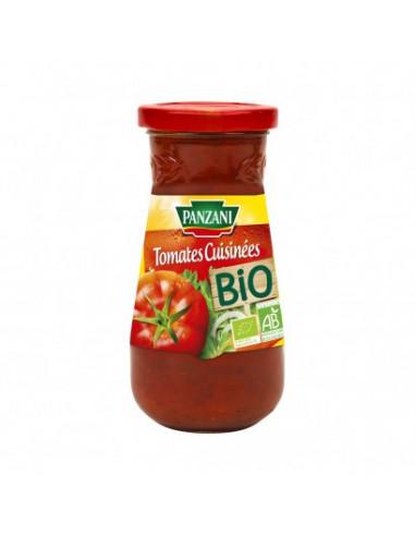 Panzani Tomate Cuisinees Bio...