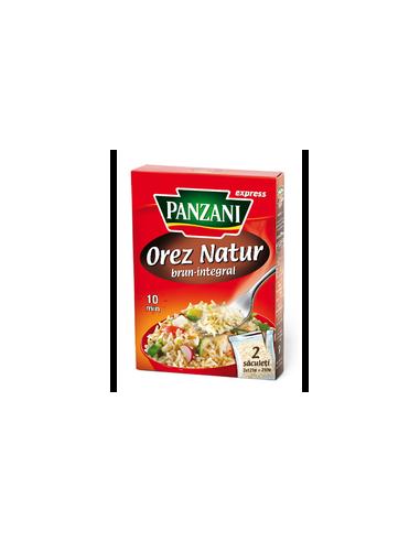 Panzani Express aurutatud pruun riis...