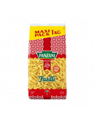 Panzani Fusilli spiraalmakaron 1kg