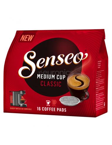 JACOBS SENSEO Classic kohvipadjad 111g