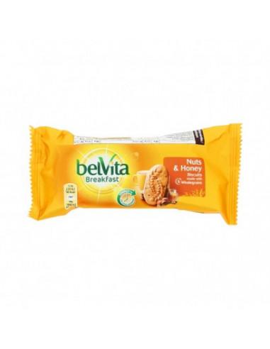 Belvita küpsised pähklite ja meega 50g