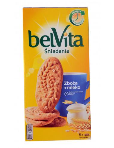 Belvita küpsised 5 teravilja ja...
