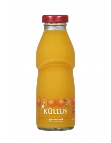 KÜLLUS 100% apelsinimahl 330 ml