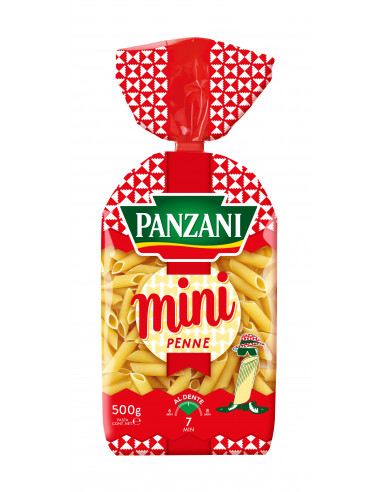 Panzani Mini Penne makaronid 500g