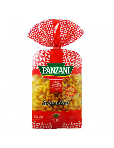 Panzani Serpentini makaronid 500g
