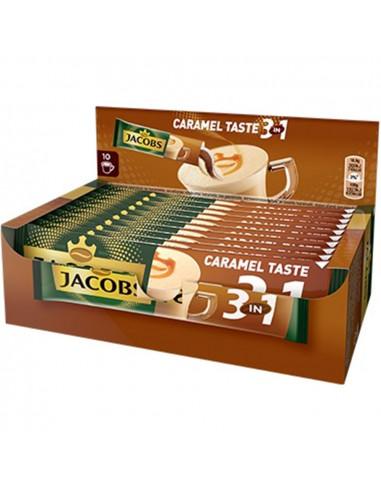 JACOBS 3in1 Caramel lahustuv kohv...