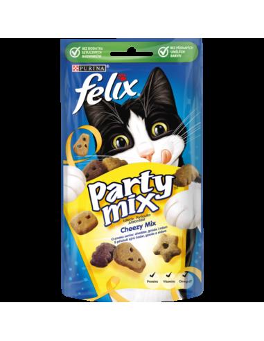 Felix Party Mix Cheezy Mix Cheddari,...