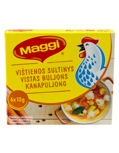 MAGGI® kanapuljong 60g